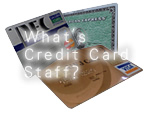 Whats Credit Card Staff